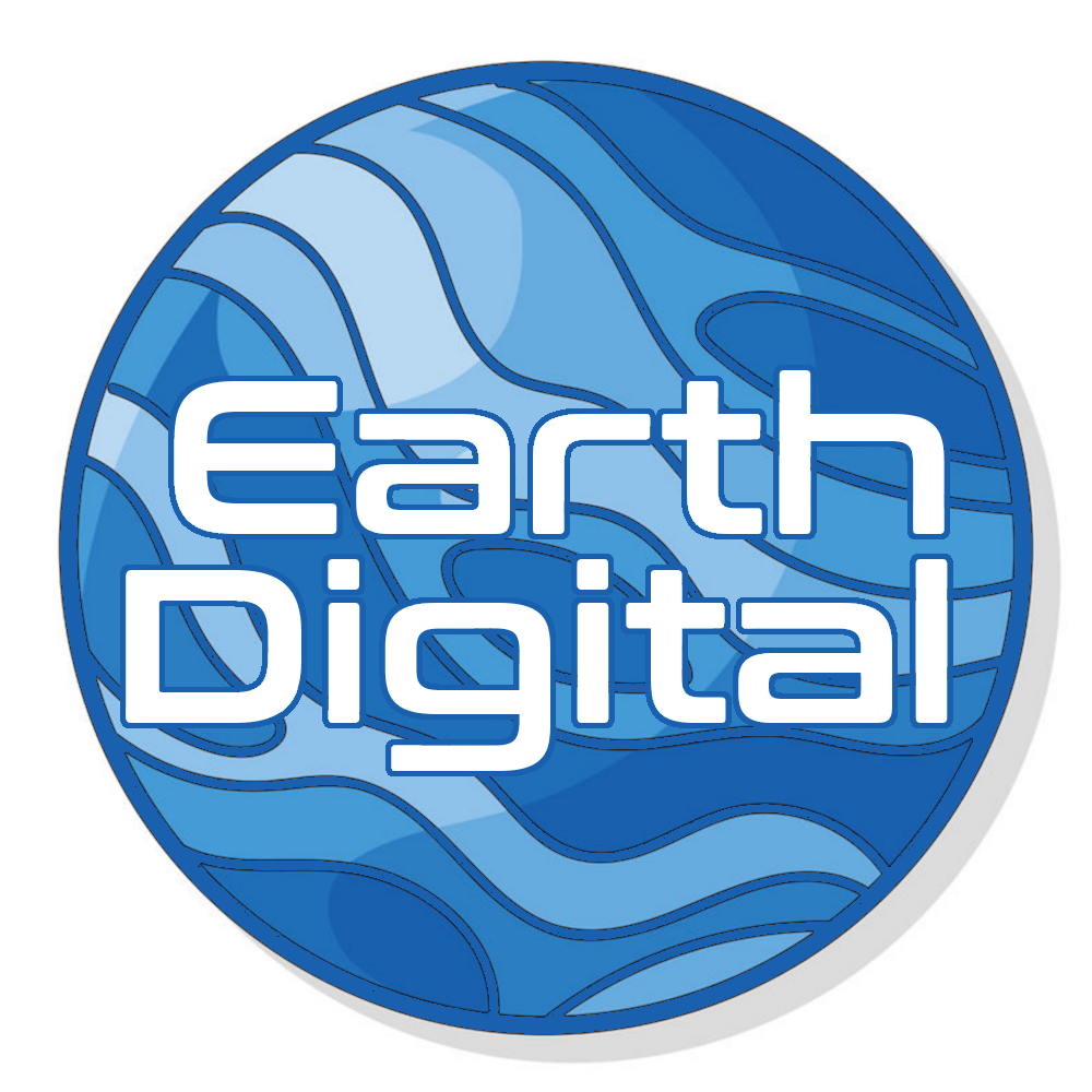 Earth Digital Pty Ltd Logo